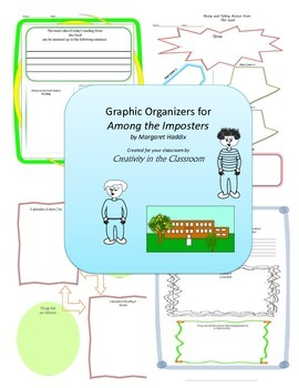 Graphic Organizers for Among the Imposters