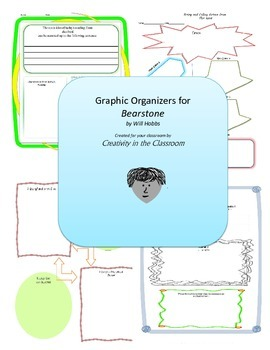 Graphic Organizers for Bearstone