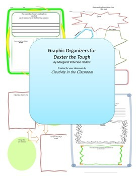 Graphic Organizers for Dexter, the Tough