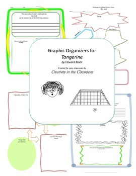 Graphic Organizers for Tangerine