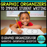 Graphic Organizers for Writing | Writing Graphic Organizer