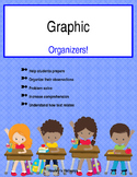Graphic Organizers for all subjects
