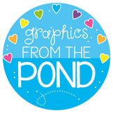Graphics From the Pond Credit Button/Image