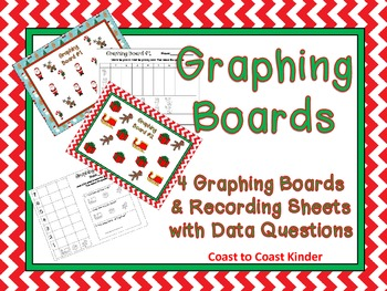 Christmas- Graphing Boards
