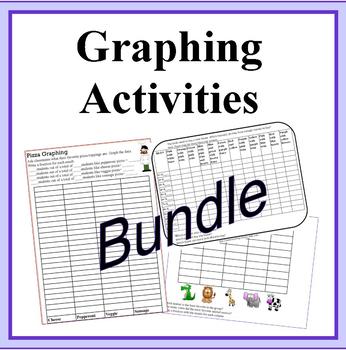 Graphing Activities Bundle