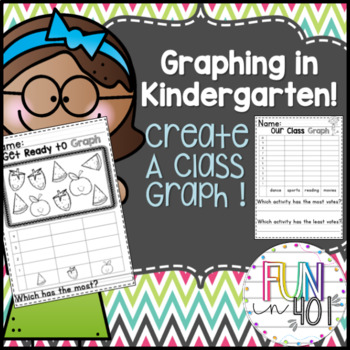 Graphing Activities for Kiddos!