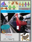 Graphing Coordinates 10Activities/Tasks leading to mystery