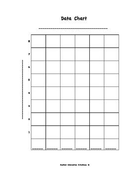 Graphing Data Chart