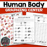 Graphing - Find it, Tally & Graph! - Human Body