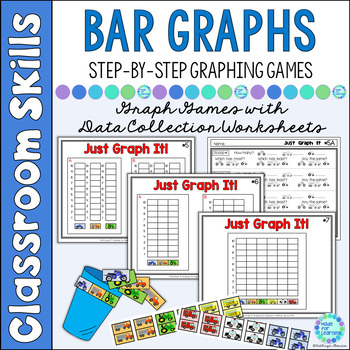 Graphing For Beginners:  Introduction to Simple Bar Graphs