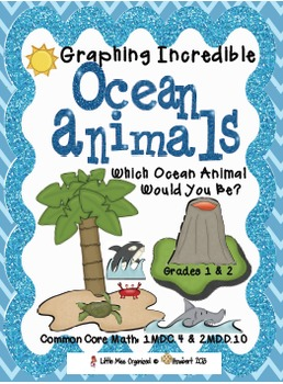 Graphing Incredible Ocean Animals!