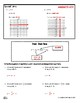 Graphing Linear Functions Guided Notes