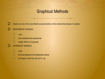 Graphing Models