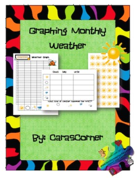 Graphing Monthly Weather