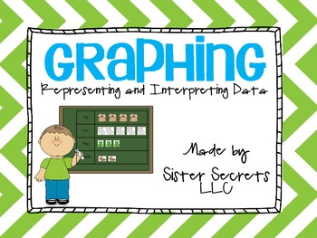 Graphing: Representing and Interpreting Data [A Complete Unit]