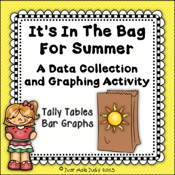 Graphing and Data Collection Activity Summer