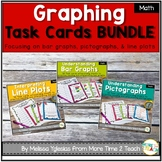 Graphing Task Cards Bundle