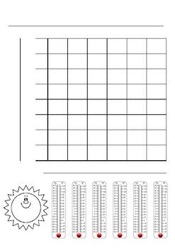 Graphing Temperature Worksheet