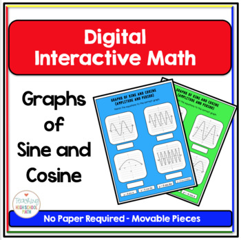 Trigonometry Digital Interactive Math Graphing Trig Equations