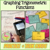PreCalculus Algebra 2 Graphing Trigonometric Functions Activity