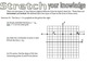 Graphing Vertical and Horizontal Lines Notes, Practice, an