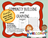 Graphing and Community Building: An Integrated Beginning o