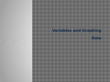 Graphing powerpoint lesson