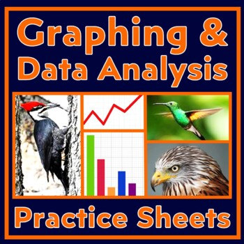 Graphing with Content Packet- learn to graph; analyze data