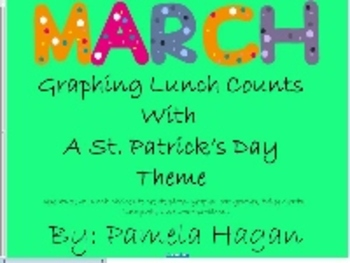 Graphing with Lunch Count- SmartBoard