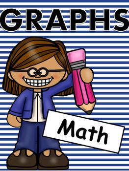 Math Graphs: Bar Graphs, Pictographs and LIne Graphs