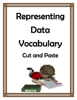 GRAPH TYPES VOCABULARY