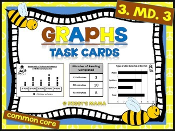Graphs Task Cards