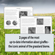 Grassland Biome Reading Passages, Mapping, and Color by Nu
