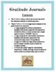 Gratitude Journals: Fostering Thankfulness in Students