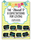 Great 8 Expectations for Living- Yellow