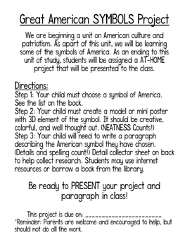 Great American Symbols Project