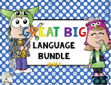 Great Big Language Bundle**ON SALE NOW** half off