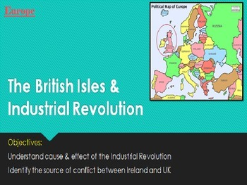 Great Britain & Industrial Revolution Overview