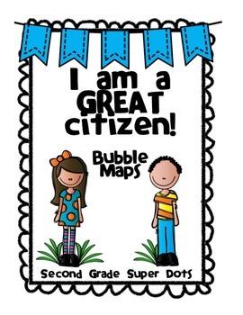 Great Citizen Bubble Maps