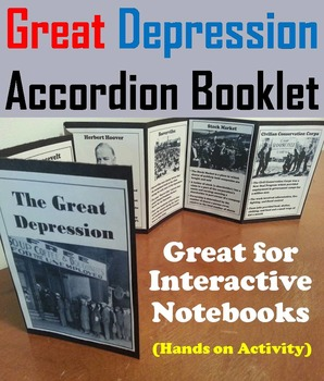 The Great Depression Unit Activity