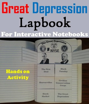 Great Depression Unit Activity