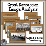 Great Depression Image Analysis