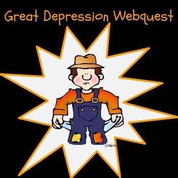 Great Depression Webquest