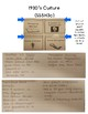 Great Depression and New Deal Interactive Notebook
