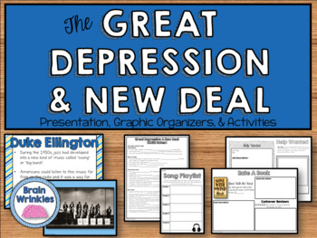 Great Depression and New Deal (SS5H5)