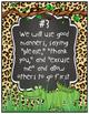 Great Expectations Eight Life Principles Jungle/Safari/Zoo Theme