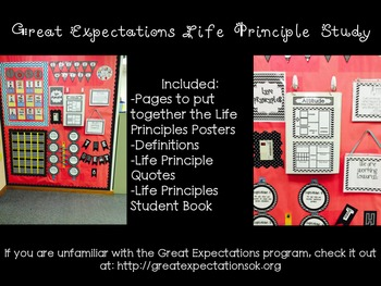 Great Expectations Life Principles