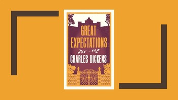 Great Expectations introduction to Chapter 1-2 PowerPoint