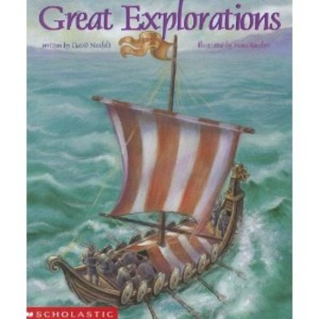 Great Explorations: outline, taking notes, short essay (Co