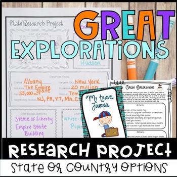 State Research Project & Country Research Project - Differ